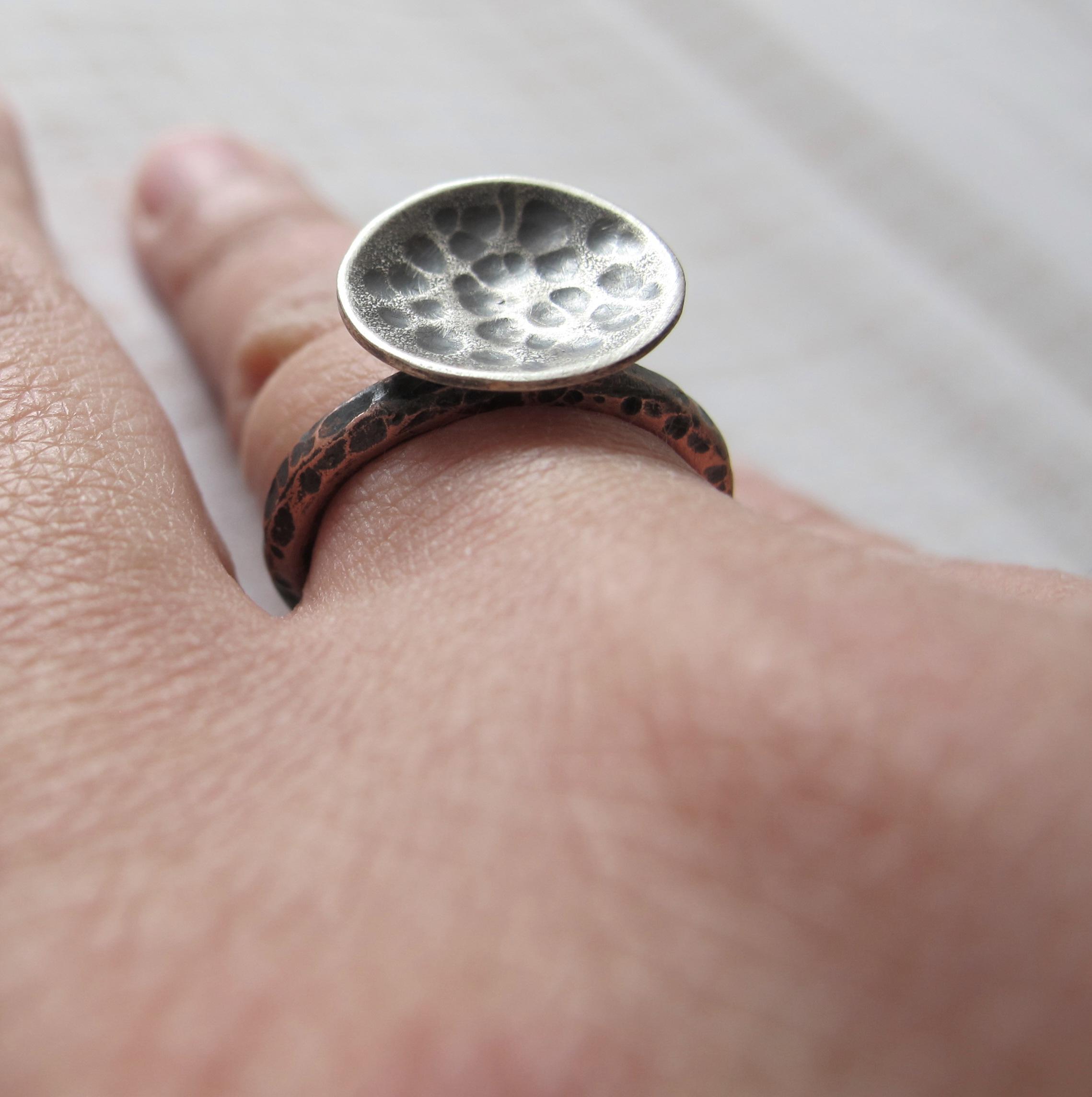 handmade ring – ZiZou Jewelry